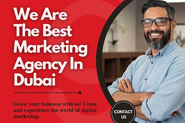 Best Marketing Agency in Dubai