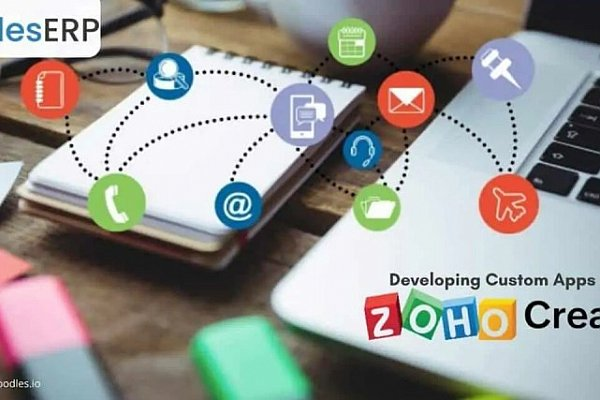 Zoho Creator Development Services: Features and Benefits
