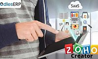 Zoho Creator Application Development For The SaaS Architecture