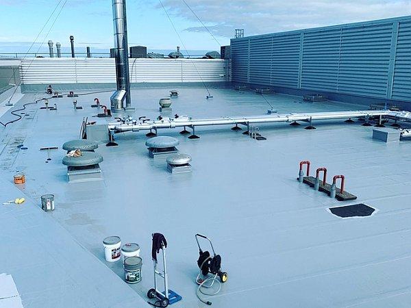 Flat Roof Extension Dublin | Dublin Protective Coatings