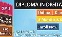 Diploma in Digital Marketing – Pursue your career in Digital Marketing