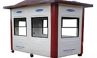 Security Cabin Manufacturer in Mumbai Maharashtra