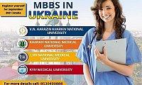 MBBS in Ukraine 2021