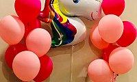 jumbo latex balloons in Dubai
