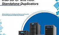 Best USB SD CF and HDD Standalone Duplicators by All Pro Solutions