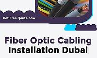 How Can Fiber-optic Cabling Dubai Be helpful organizations?
