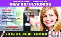 GRaphic Design course contact 0561673595