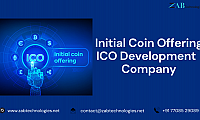 Initial Coin Offering ICO Development Company