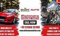 Mahindra Genuine Parts - Shiftautomobiles.com
