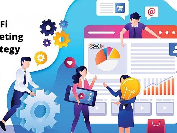 Build your digital platform with DeFi Marketing Strategy