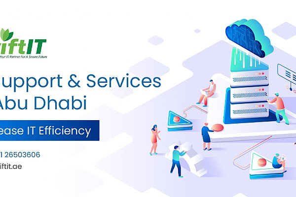 IT Support Company - IT Support Company in Dubai - Swiftit.ae