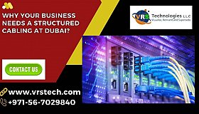 What to Look in a Quality Structure Cabling Installation Dubai?