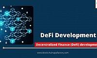 Upgrade Digital Platforms With Efficient DeFi Development Process