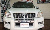 Toyota  Prado Gcc Specs