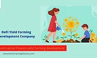 Make an incredible digital business with DeFi Yield Farming Development Company