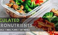 Order weekly meals online