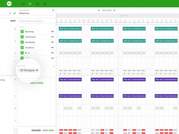 Field Resource Scheduling Tool - eResource Scheduler