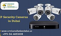Find the Advantages of IP Security Cameras Installation in Dubai?