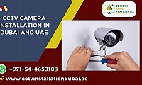 Why Professional CCTV Installation is So Important at Dubai?