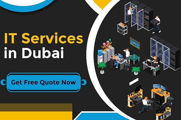 How is a Reliable IT Support Service Provider Beneficial in Dubai?