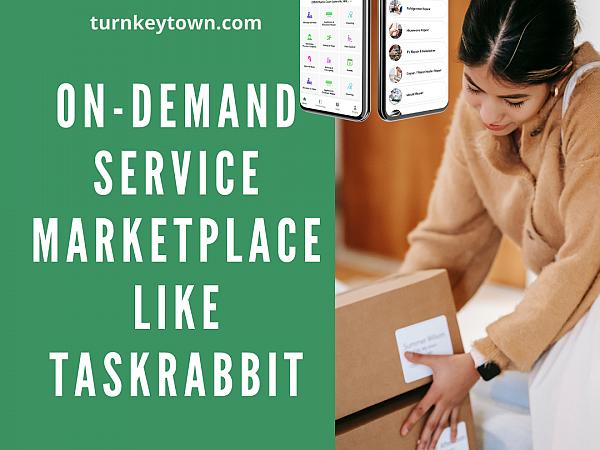 Thumbtack Clone App Development | On-Demand Service Marketplace like Thumbtack