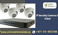 Find Top IP Security Cameras Installation in Dubai?