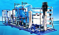 swro desalination plant In saudi arabia