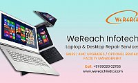 Laptop Service Center in Bangalore - Wereachindia.com