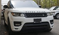 For sale 2016 Model Land Rover Range Rover Sport Utility full options first owner in good condition.