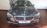 BMW 520 Li GCC Specs Clean and Good condition