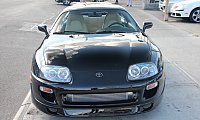 CLEAN TOYOTA SUPRA FOR QUICK SALE