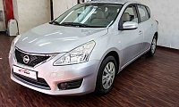 Nissan  Tiida Gcc Specs