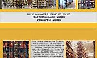 Advantages of Heavy Duty Steel Shelving System Dubai
