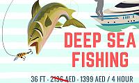 Deep Sea Private Fishing Boat