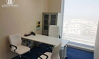 FULLY FITTED OFFICE WITH STUNNING VIEW OF DUBAI CANAL