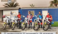 Enduro bike - Rent Motorcycle Dubai