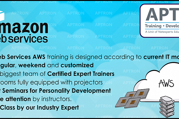 Amazon Web Services Course in Delhi