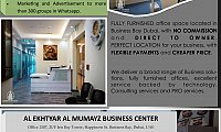 EXCELLENT SERVICED BUSINESS CENTER WITH  FREE OFFERS