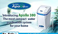 The most compact water purification system for your home