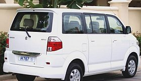 Cheap 8 Seater Van