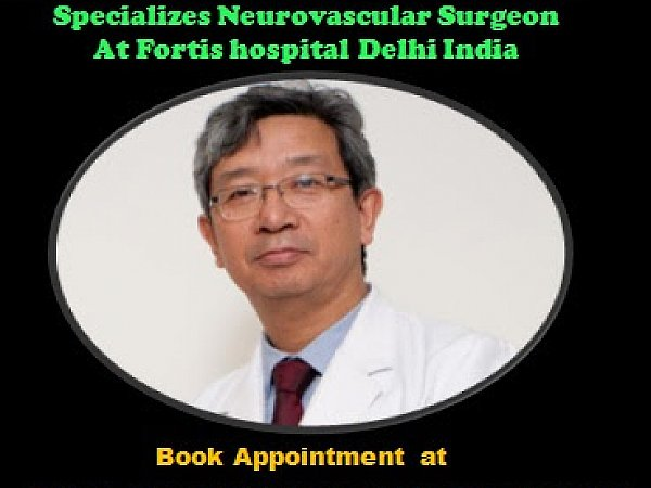Contact Dr. Rana Patir Best Neurosurgeon at Fortis Hospital Gurgaon India