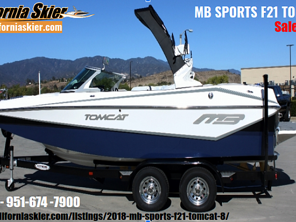 For sale MB SPORTS F21 TOMCAT - California Skier