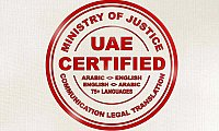 Communication Legal Translation Dubai