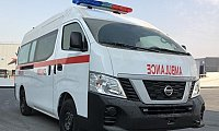 Nissan Urvan High Roof Ambulance