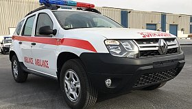 Renault Duster Ambulance