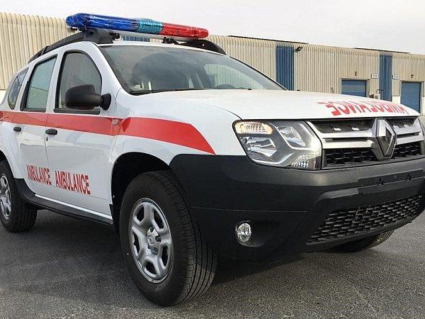 Renault Duster Ambulance