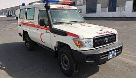 Toyota Land Cruiser Hardtop Ambulance - Abronn FZE