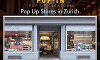 Pop Up Store Zurich