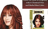 Buy Organic Herbal Hair Colours at best price