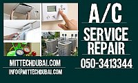 Ac Repairing Service and Gas Filling Work in Dubai
